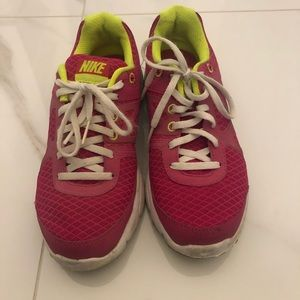 Limited Edition Nike Lunar Lunarlon Runners 6 1/2